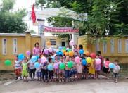 """Cụm Quảng Đại tổ chức """"Ngày hội đến Trường của bé"""" năm học 2019 – 2020"""