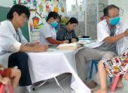 Khám sức khỏe định kỳ lần 2 cho trẻ ở Trường mầm non Đại Cường năm học 2019-2020